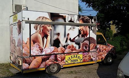 Oklejanie samochodów Skarżysko - Batmar