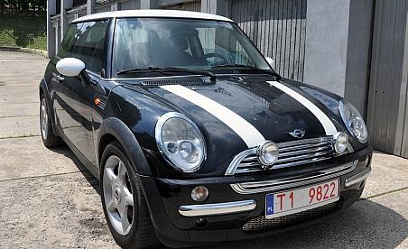 Zmiana koloru Kielce - Mini Cooper