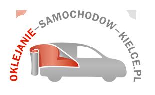 Logo Oklejanie samochodów Kielce